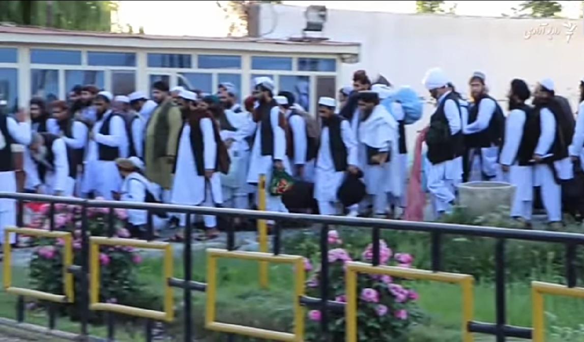 ৯০০ তালিবান মুজাহিদকে মুক্তি দিয়েছে কাবুল প্রশাসন