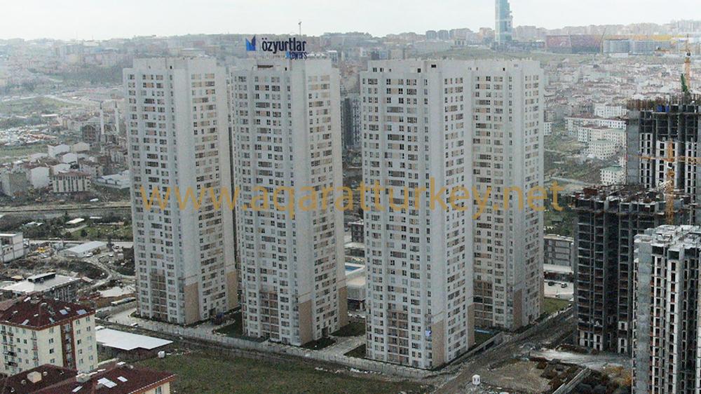 بسعر65.000$أمتلك مدينة أسطنبول أفضل المجمعات