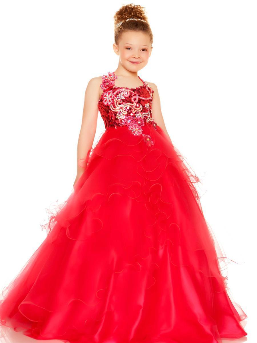 احدث  واحلى ازياء للاطفال واجمل التصاميم الحمراء للبنات P_386n9t347