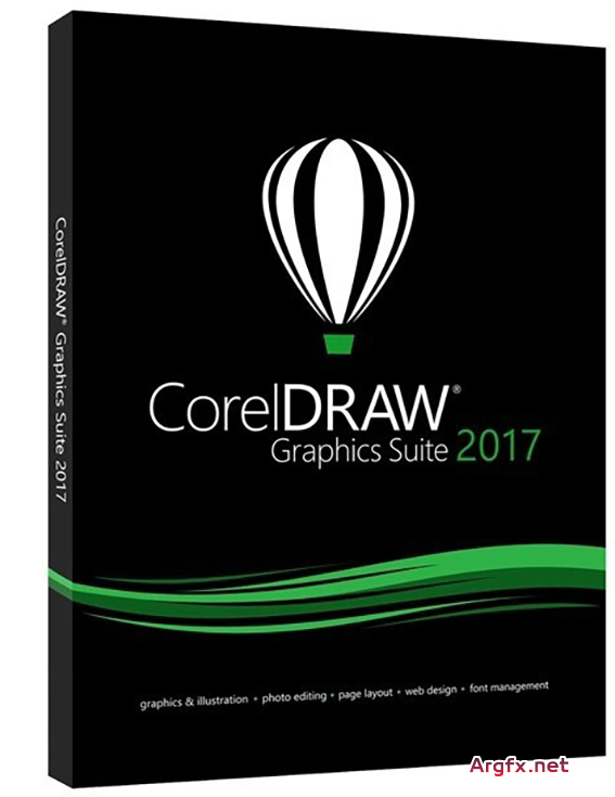 CorelDRAW Graphics Suite 2017 v19.0.0.328 Multilingual