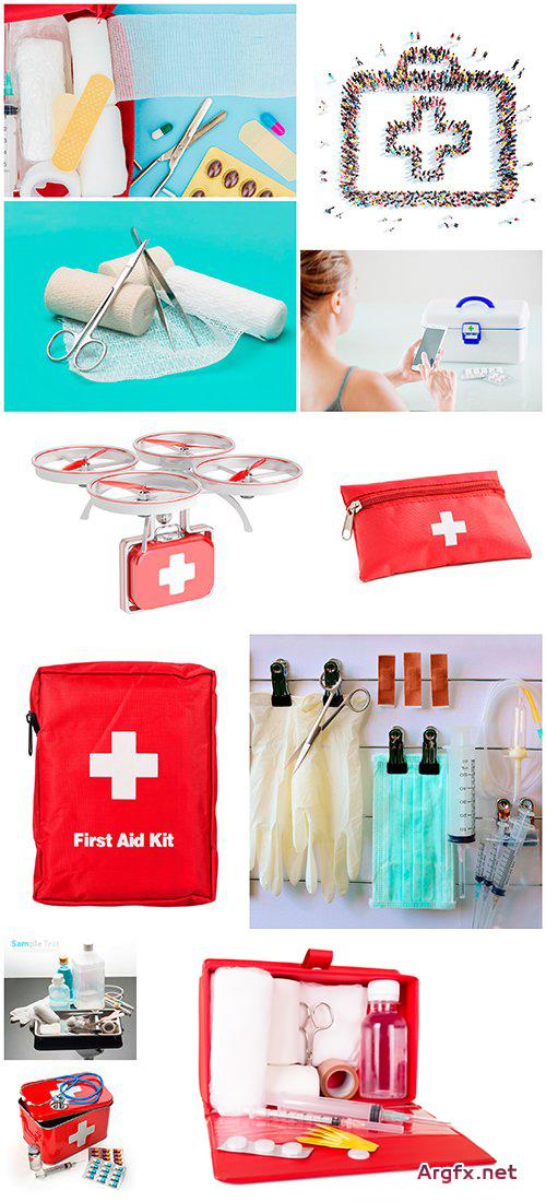 Medical kit - 11UHQ JPEG